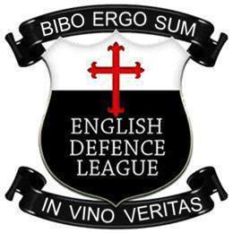 EDL Imbibing brotherhood brethren Bibo ergo sum in vino veritas
