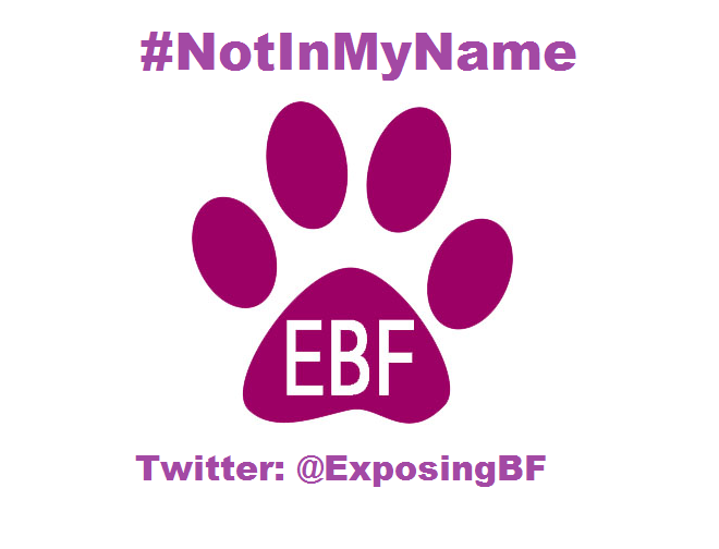 EBF Not in my name transfer 4