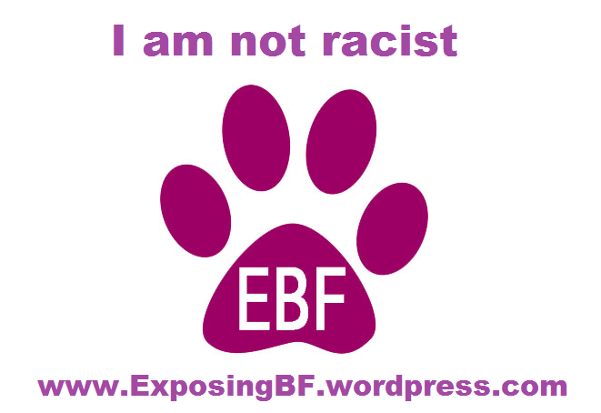 EBF Not racist transfer